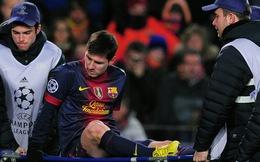 Messi đang làm suy yếu Barca