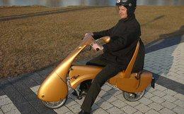 """Nhà sản xuất xe scooter """"vali kéo"""" kiếm tìm đối tác"""