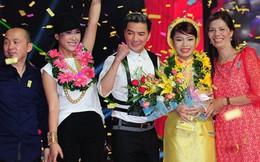 Thảo My đưa tiền thưởng vô địch The Voice cho Vũ Thu Phương