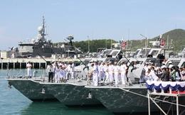 Hải quân Thái Lan nhận 3 tàu tuần tra mới