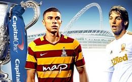 Chung kết League Cup - Bradford vs Swansea: Cho lịch sử sang trang