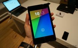 """""""Mổ bụng"""" Nexus 7 mới: Pin và màn hình khó thay thế"""