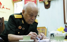 """Video: Đại tướng Võ Nguyên Giáp trong mắt người """"trợ lý trọn đời"""""""