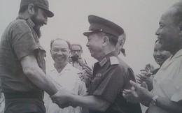 Khoảnh khắc không thể nào quên về Đại tướng Võ Nguyên Giáp
