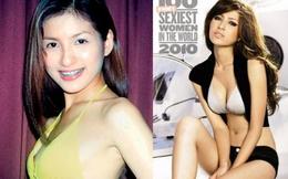 """10 nhan sắc quyến rũ nhất Thái Lan bị nghi """"đụng dao kéo"""""""