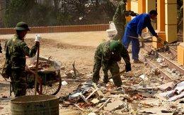 Vụ nổ kinh hoàng tại Phú Thọ: Tang thương phủ kín từng mái nhà
