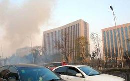 Trung Quốc: Bom tự chế nổ trước văn phòng tỉnh ủy