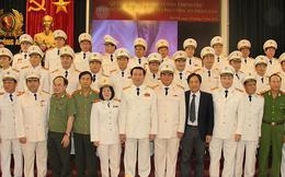 Việt Nam đã có nữ Thiếu tướng Công an đầu tiên