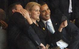Thủ tướng Anh muốn bán ảnh 'tự sướng' với Obama