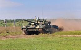 Xem siêu tăng T-84 Oplot của Thái Lan thể hiện sức mạnh