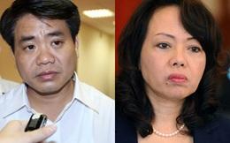 Thái độ của Tướng Chung và thái độ của Bộ trưởng Tiến