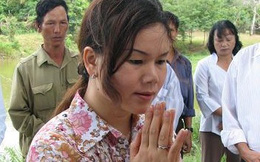Hành trình tìm mộ nhà văn Nam Cao của bà Phan Thị Bích Hằng
