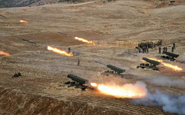 Triều Tiên bắn tên lửa hay đạn pháo phản lực?
