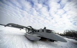 Lộ diện phi cơ lưỡng cư tân tiến của Nga