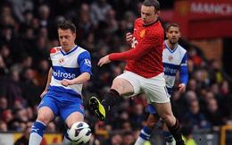 Dính chấn thương, Rooney nguy cơ lỡ trận derby