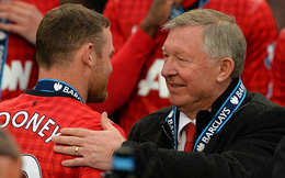 Sir Alex Ferguson thất vọng vì Rooney