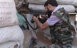 Hoãn đánh Syria, Mỹ cung cấp vũ khí cho phe đối lập