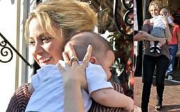 Shakira sẽ cho con bú đến khi vào đại học