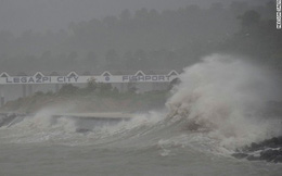 Chuyên gia Mỹ nhận định về bão Haiyan: Siêu mạnh, siêu dị thường