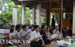 Hà Nội: Thành kính đại lễ cầu siêu các Anh hùng liệt sĩ tại chùa làng Vẽ