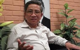 GS Nguyễn Minh Thuyết: Thủ khoa 29,5 điểm cần nhập ngũ, tạm gác bút nghiên