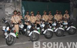Chuyện giờ mới kể về Đội CSGT trong lễ Quốc tang Đại tướng