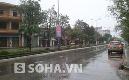 Trời Quảng Bình mưa tầm tã khóc Đại tướng