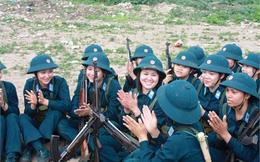 Con gái có đi nghĩa vụ quân sự được không?