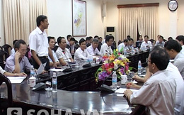 Vụ xả súng tại UBND TP Thái Bình: Chính quyền phản ứng cực nhanh