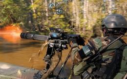 """Tận mắt súng """"phun mưa đạn"""" M134 của Mỹ"""