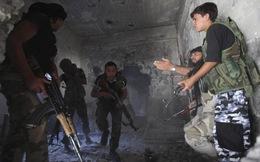 Phe nổi dậy bí mật đầu hàng quân Assad?