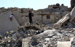 Lá thư cầu cứu cả thế giới đầy thống thiết của người dân Syria
