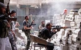 Video kinh hoàng: Lính Syria thi bắn vào thai nhi trong bụng mẹ