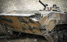 Ảnh: Syria – 21 tháng xung đột đẫm máu