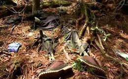 Hãi hùng phát hiện bộ xương người trong rừng sâu