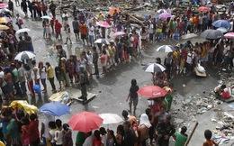 Trung Quốc tăng mức cứu trợ cho Philippines