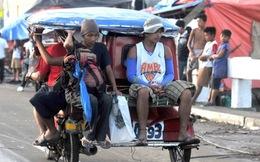 Dân Tacloban rồng rắn rời thành phố sau thảm họa Haiyan