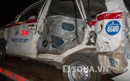 Tàu hỏa tông 9 người thương vong: Nạn nhân vừa tỉnh lại nói gì?