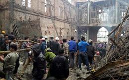 Huy động quân đội tham gia cứu hộ vụ sập nhà thờ