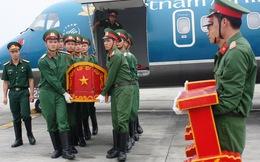 Những nghi thức Quốc tang Đại tướng được tổ chức như thế nào?