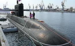 Trung Quốc vỡ mộng với tàu ngầm Amur của Nga