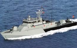 Thái Lan đóng tàu pháo tuần tra mạnh ngang tàu TT-400TP Việt Nam