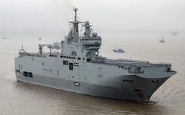 Nga trang bị tàu đổ bộ cao tốc của Pháp cho Mistral
