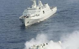Tàu chiến Trung Quốc đã bí mật áp sát Syria?