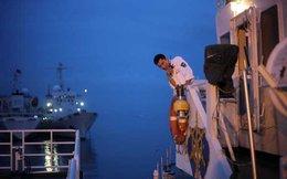 Tàu cứu hộ Trung Quốc xâm phạm Hoàng Sa