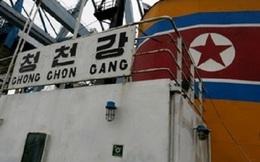 Panama phát hiện thêm chất nổ trên tàu Triều Tiên