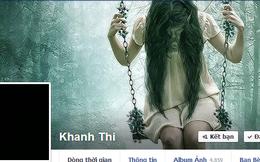 Ảnh rợn người trên facebook Khánh Thi trước tin đồn mất tích