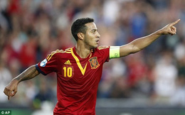 """Xuất hiện """"biến"""" trong vụ Man United mua Thiago"""