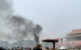Vụ nổ lớn ở Thiên An Môn: Bắt 5 nghi phạm, phát hiện chất gây nổ