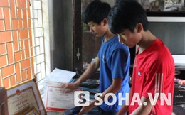 Tâm thư xúc động của thủ khoa Nguyễn Hữu Tiến 1 ngày trước khi nhập học